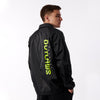 Houston Outlaws ULT Nylon Coaches Jacket - Black