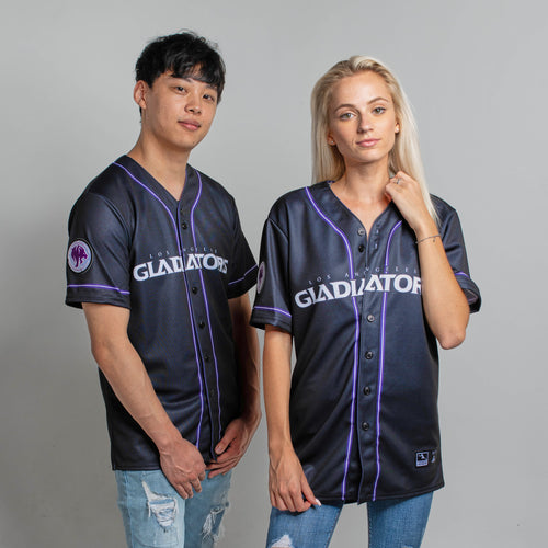 Los Angeles Gladiators Baseball-Style Tee