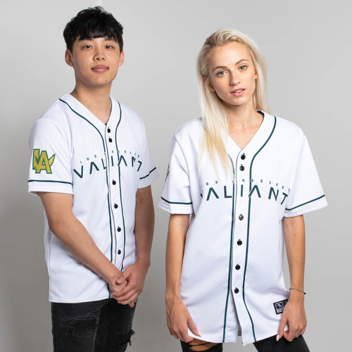 Los Angeles Valiant Baseball-Style Tee