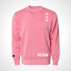 Atlanta Reign ULT Crew Neck Fleece - Pink