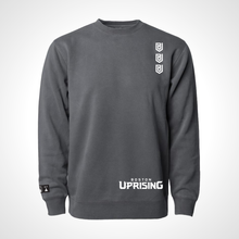 Load image into Gallery viewer, Boston Uprising ULT Crew Neck Fleece - Black