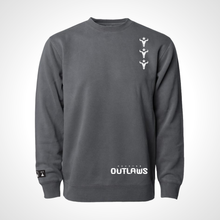 Load image into Gallery viewer, Houston Outlaws ULT Crew Neck Fleece - Black