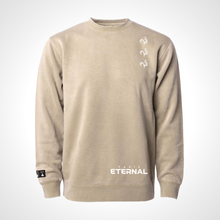 Load image into Gallery viewer, Paris Eternal ULT Crew Neck Fleece - Sandstone