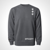 Seoul Dynasty ULT Crew Neck Fleece - Black