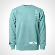 Vancouver Titans ULT Crew Neck Fleece - Mint