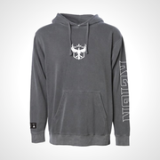 Atlanta Reign ULT Hooded Fleece - Black