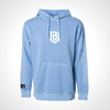 Boston Uprising ULT Hooded Fleece - Lt. Blue