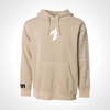 Dallas Fuel ULT Hooded Fleece - Sandstone