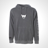 Los Angeles Valiant ULT Hooded Fleece - Black