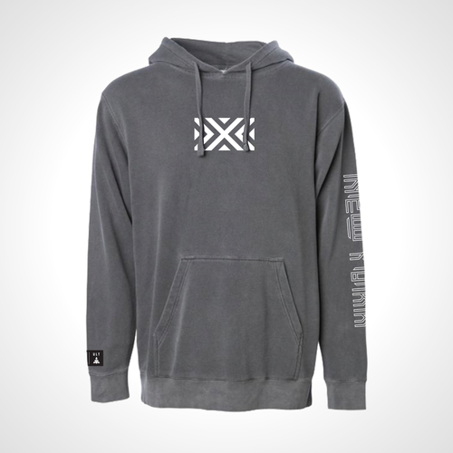 New York Excelsior ULT Hooded Fleece - Black