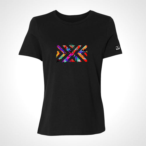 New York Excelsior ULT Expressionist Women's S/S Tee - Black