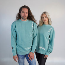 Load image into Gallery viewer, Vancouver Titans ULT Crew Neck Fleece - Mint