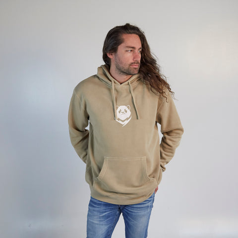 Chengdu Hunters ULT Hooded Fleece - Sandstone