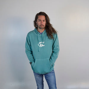 Guangzhou Charge ULT Hooded Fleece - Mint