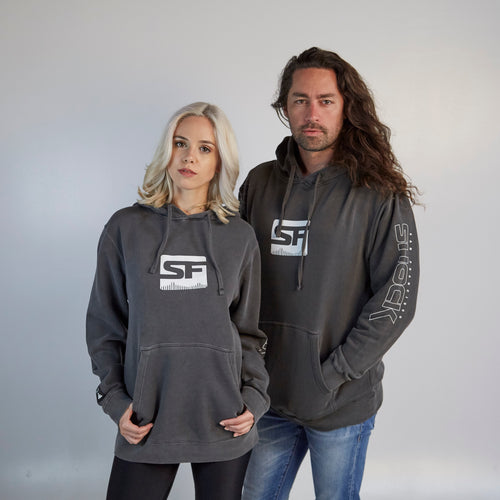 San Francisco Shock ULT Hooded Fleece - Black
