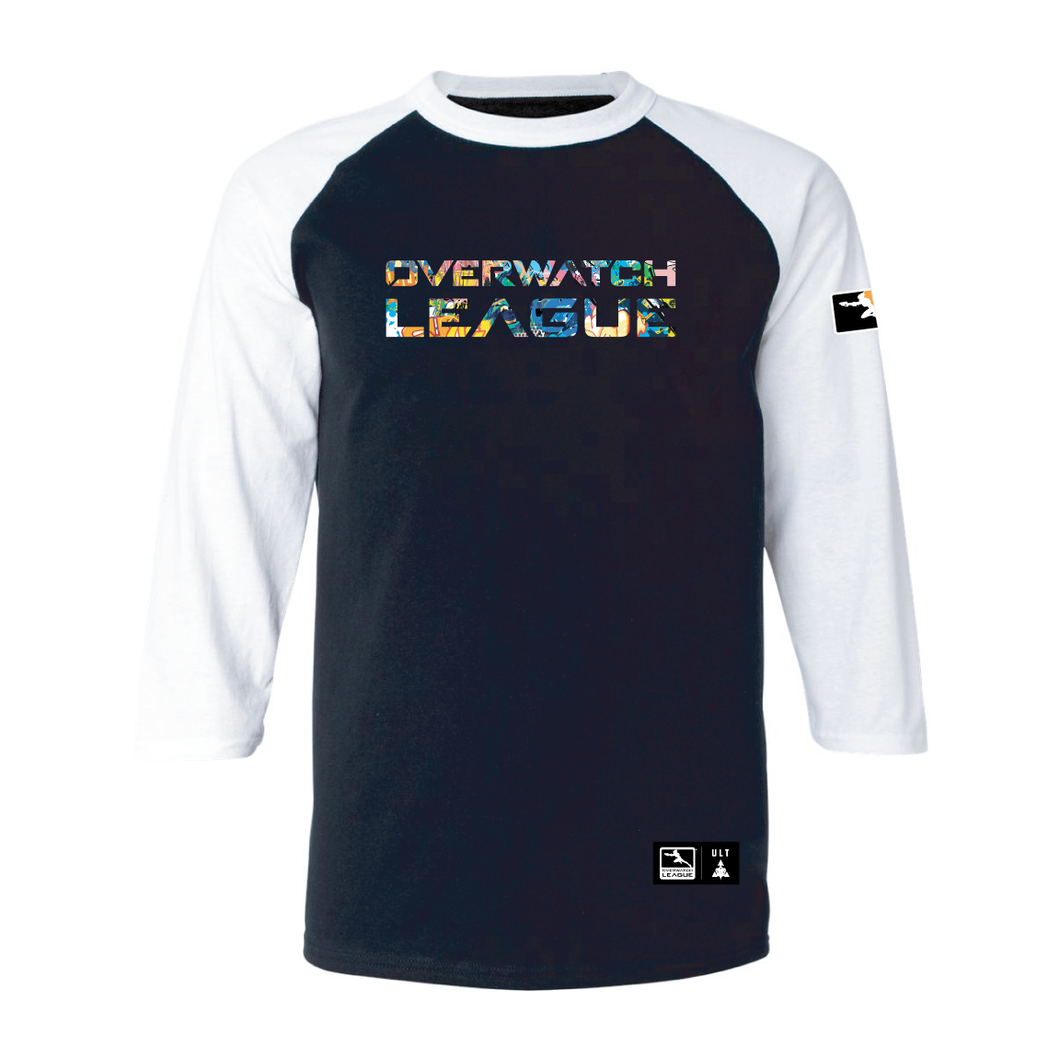 Overwatch League 3/4 Sleeve Tee