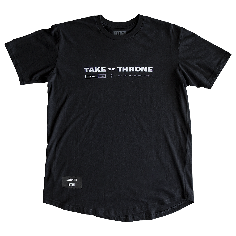 Dallas Empire - Take the Throne Tee
