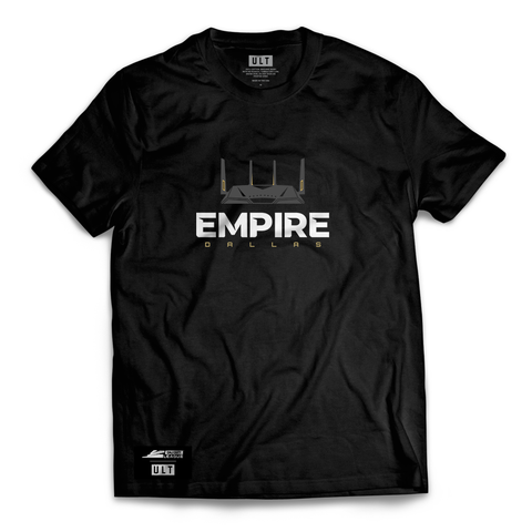 Dallas Empire Router Tee