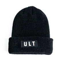 Load image into Gallery viewer, ULT Stealth Beanie black
