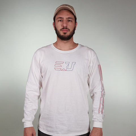 EU Outline L/S Tee