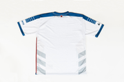 EUNITED PRO ULT WHITE S/S JERSEY
