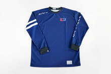Load image into Gallery viewer, EUNITED PRO ULT ELITE GOW NAVY LS JERSEY
