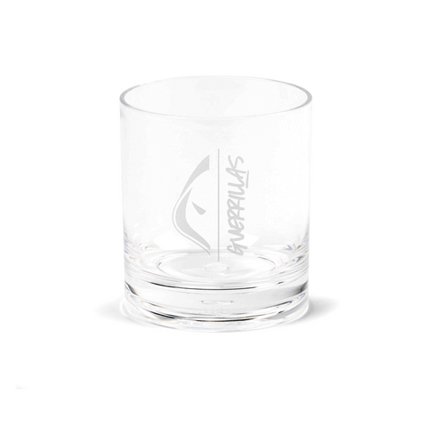 LA Guerrillas Whiskey Glass