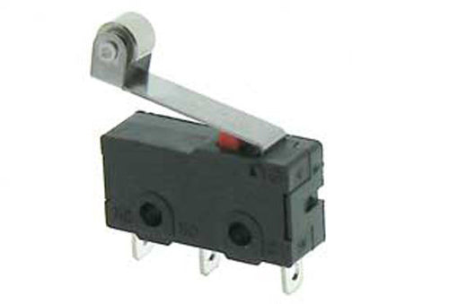 SPDT Mini Limit Switch with Roller  33389
