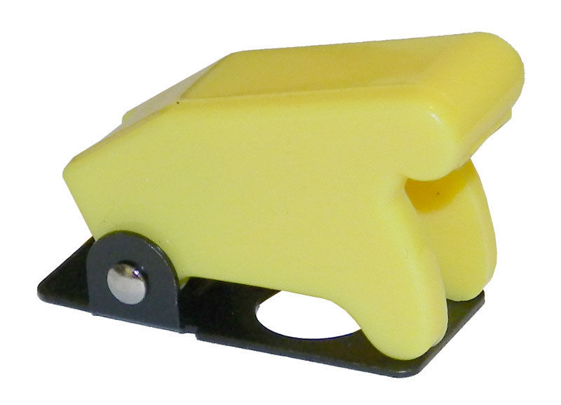 Safety Cover for Full Size Toggle, Yellow  16103
