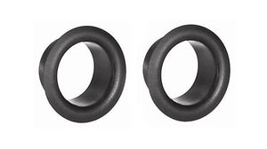 "2 Pack Penn Elcom  2"" Plastic Port Trim Rings  M1531"