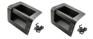 2 Penn Elcom H1105/90 Corner Steel Metal Bar Speaker Amp Handle w/Screws PA Pro