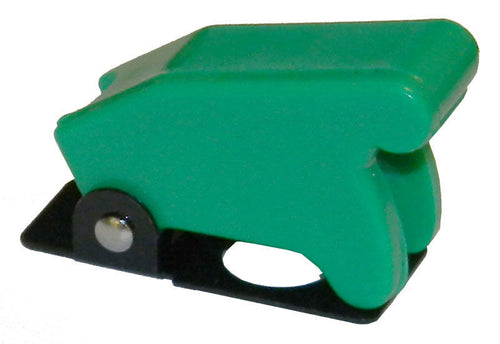 Safety Cover for Full Size Toggle, Green  16101