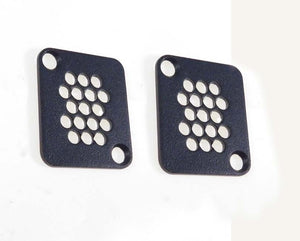 2 Pack Procraft Vented D-Plate       D-VENT