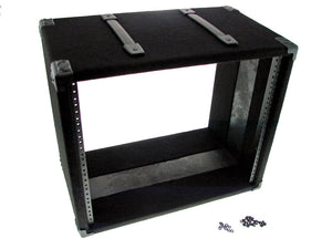 "Procraft 9U 12"" Deep Equipment Rack 9 Space - Made in the USA - With Rack Screws"
