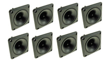 Load image into Gallery viewer, 8 Pack ProCraft LH311 50 watt RMS - Piezo Tweeters New! Replacement