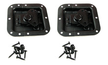 Load image into Gallery viewer, 2 Pack Penn-Elcom L905/915K Recessed Butterfly Latch- Black Powder Coat
