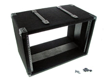 "Load image into Gallery viewer, Procraft 7U 12"" Deep Equipment Rack 7 Space - Made in the USA - With Rack Screws"