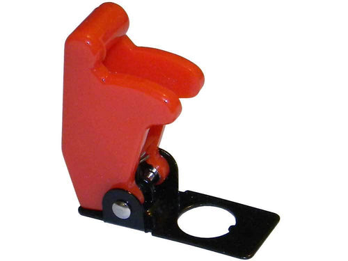 Safety Cover for Full Size Toggle, Red  16100