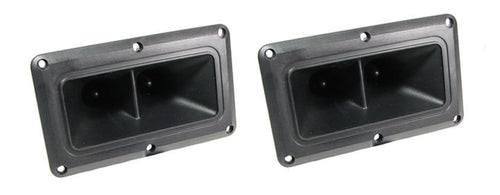 2 Pack ProCraft LH342 150 watt RMS 4 X 6 - Piezo Tweeter New! Replacement