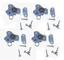 Load image into Gallery viewer, 4 Genuine NEW Penn Elcom 7365/0334 Zinc Butterfly Latch & Keeper w/ Screws