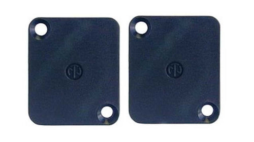 2 Pack Neutrik DBA Dummy Plate for
