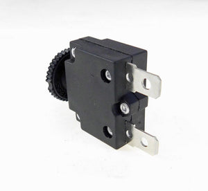 2 Pack MR 15A Panel Mount Circuit Breaker - Overload Protector   MR1-15A
