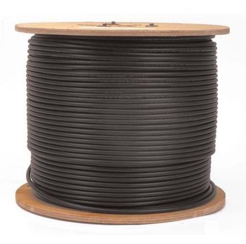 **2 Pair DMX Bulk Cable Raw Wire, 500' Spool, Rapco Horizon ProCo, USA Made