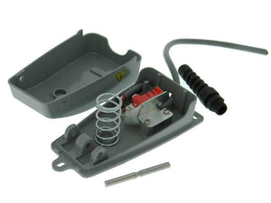 SPST Foot Switch, Medium Duty, 5A   18152