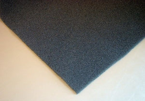 "1/4"" Foam for Lining Speaker Grills- 3' x 4' Relaible Hardware 509-4804905"