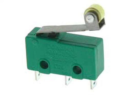 SPDT Mini Limit Switch with Roller 16317