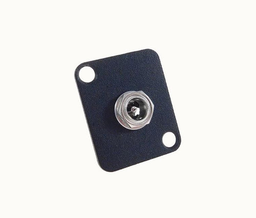 Procraft D-Plate With 5.5mm X 2.1mm DC Power Supply Metal Jack Socket D-DC-021