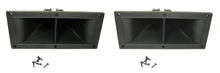 "Load image into Gallery viewer, 2 Pack Procraft Dual Piezo Horn Driver 5"" X 11-5/16"" with Mounting Screws  LH151"