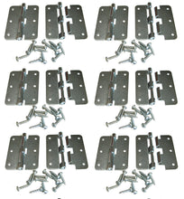 Load image into Gallery viewer, 12 Pack Penn Elcom P0626EZ Zinc Plated Large Take Apart Hinge With Screws