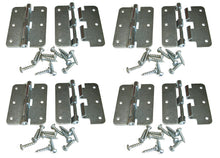 Load image into Gallery viewer, 8 Pack Penn Elcom P0626EZ Zinc Plated Large Take Apart Hinge With Screws